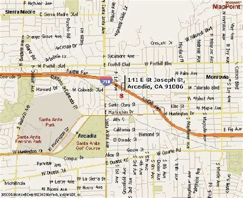 map my house 350x440 jpg images frompo from irvin area from santa monica area from