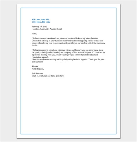 Request For Appointment Letter