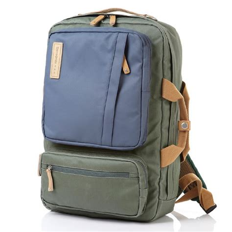 Tas Ransel Laptop Daypack Canvas Fintagio Camo samsonite cor 233 e bag shops and