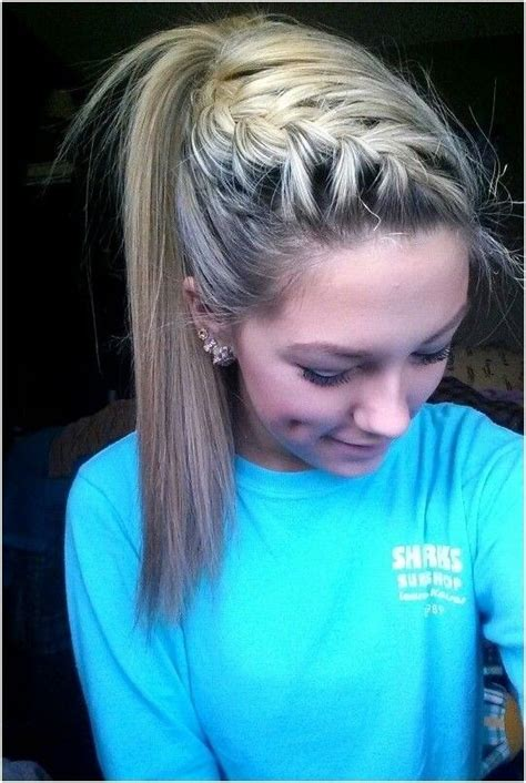 braid into ponytail 16 pretty hairstyles for your everyday look pretty designs