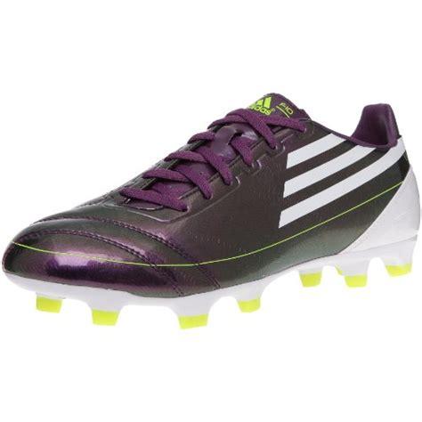 adidas f10 trx fg mens football boots adidas f10 trx fg s football boots purple white uk9