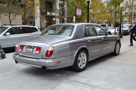 bentley for sale chicago 2000 bentley arnage stock gc rudy15 for sale near