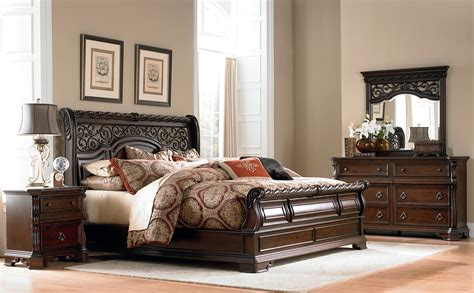 liberty furniture arbor place bedroom arbor place sleigh bedroom set from liberty 575 br qsl