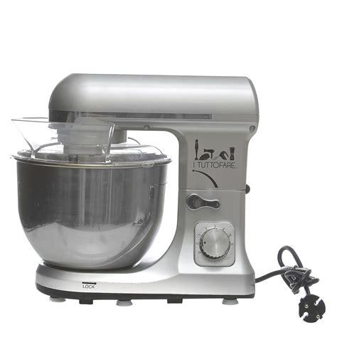 robot da cucina tuttofare impastatore i tuttofare a 6 velocita 1000w di potenza