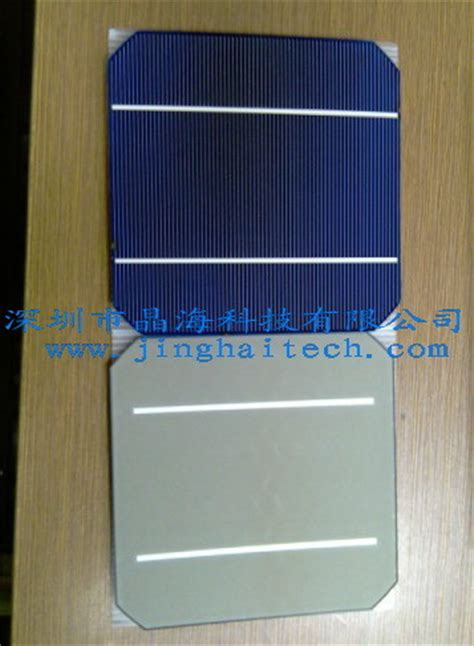 Solar Cell Monocrystalline 156 X 156mm Kit 3 Busbar Solar Panels Best monocrystalline silicon solar cell 156 china solar cell solar panels