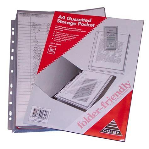 Dijamin Pocket Binder A4 With Best Flap sheet protectors plastic pockets