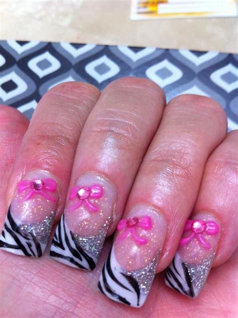 imagenes de uñas decoradas naturales sencillas u 241 as acrilicas french naturales decoradas sencillas