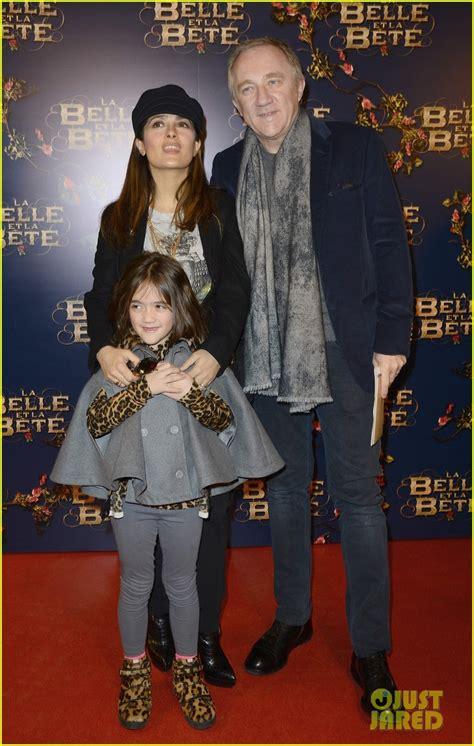 lea seydoux married salma hayek telenowele