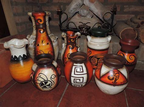 como decorar jarrones hechos con globos jarrones pintados a mano buscar con google macetas