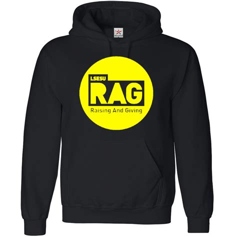 design college hoodie personalised raise and give hoodie with custom text on