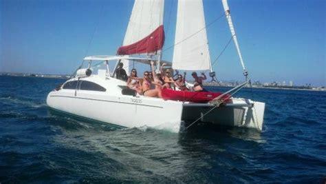 catamaran boat ride san diego fun cat sailing catamaran adventures san diego ca top