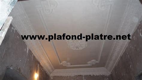 Les Faux Plafond En Platre by Les Mod 232 Les Plafond Platre Style Simple Plafond Platre