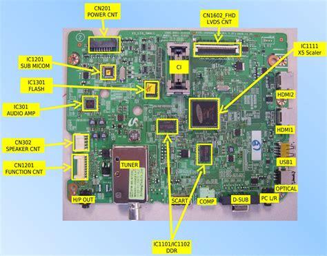 Mainboard Tv Led Panasonic samsung led lcd tv ue d4000 ue d5000 series