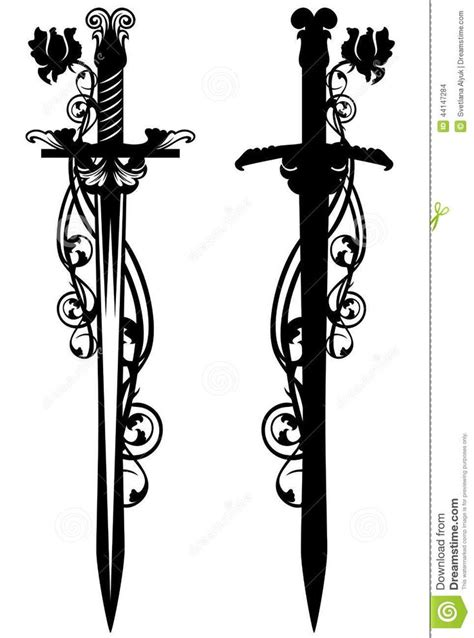 420 best tattoo images on pinterest sword tattoo dagger