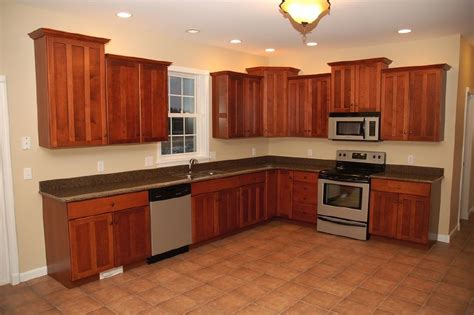 Different Height Kitchen Cabinets by Best Kitchen Cabinet Height Home Makeover Beautiful