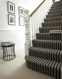Stairs Striped Carpet by 25 Best Ideas About Victorian Hallway On Pinterest
