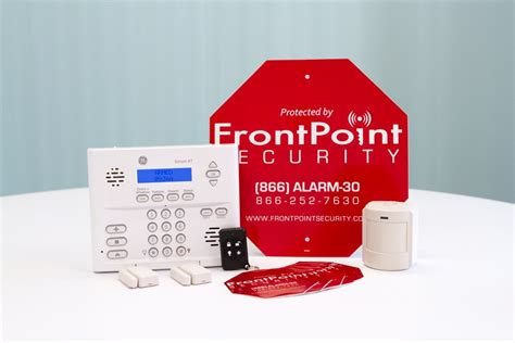 frontpoint wireless home security system review home
