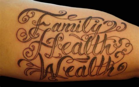 family quote tattoos family quotes for guys quotesgram