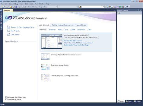 Download Full Version Visual Studio 2010 Free | microsoft visual studio 2010 professional free download