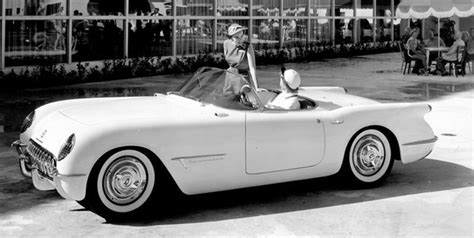 first corvette ever made image gallery first corvette