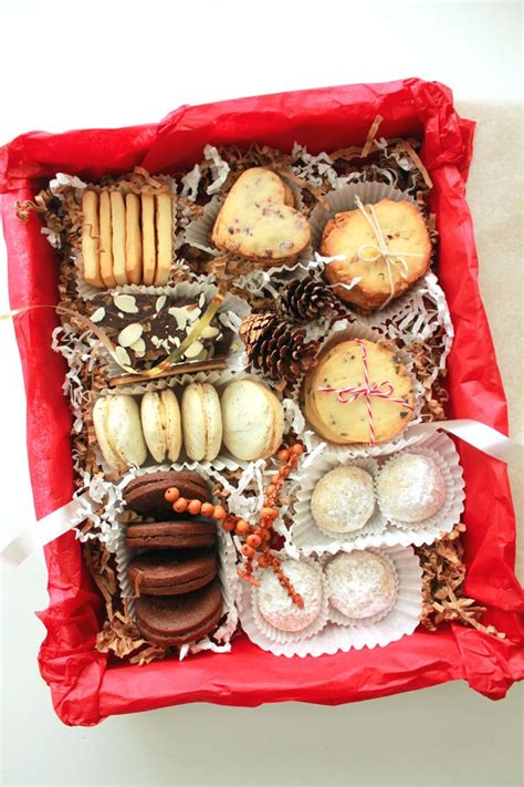 17 best images about christmas cookie gift box ideas on