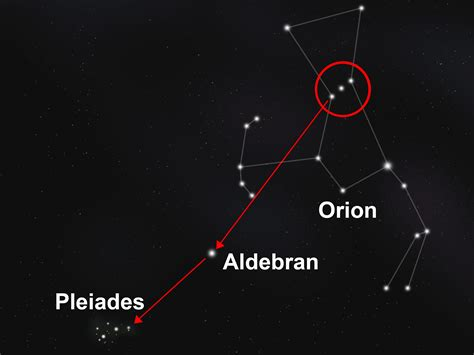 Where To Find To With How To Find The Pleiades Cluster 11 Steps With Pictures