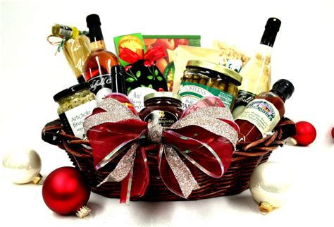 christmas christmas baskets extraordinary picture ideas