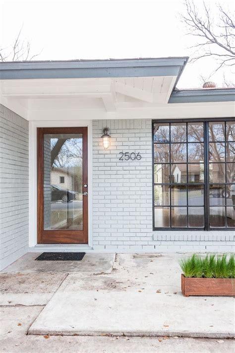 mid century window trim meer dan 1000 idee 235 n over midcentury modern op pinterest