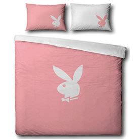 playboy stuff for your bedroom bedding