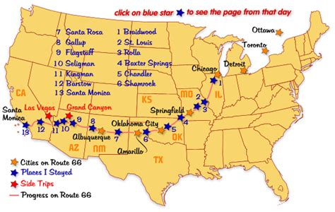 map of route 66 usa route 66 map related keywords route 66 map