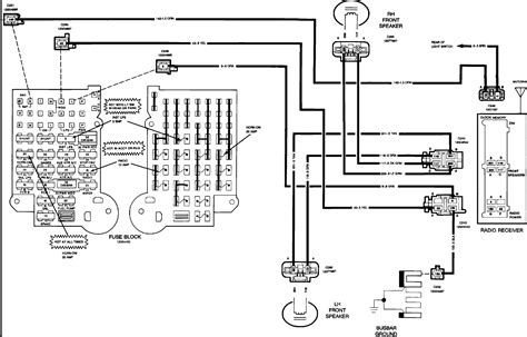 chevy   van engine wiring diagram