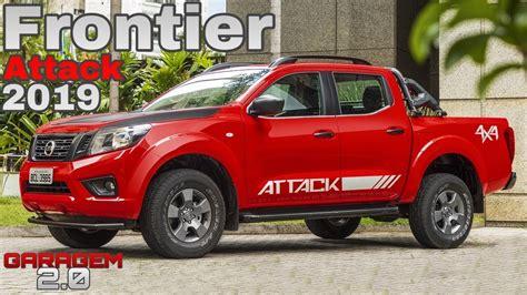 2019 Nissan Frontier Attack by Nissan Frontier Attack 2019 Garagem 2 0