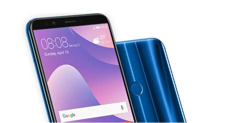 mystic blue color buy huawei y7 prime 2018 in mystic blue colour in pakistan