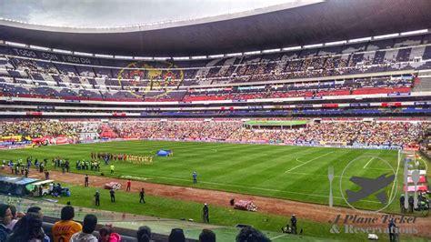 cabecera estadio azteca mexico city s estadio azteca club am 233 rica vs queretaro