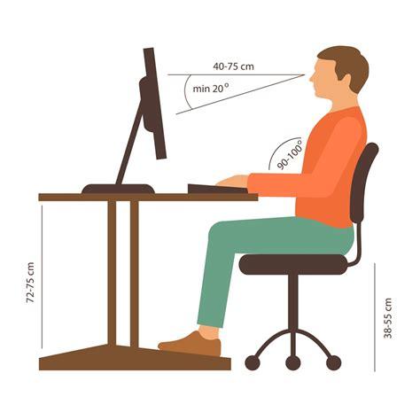 posture and pain gisurgeryinfo ergonomic workstation