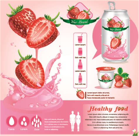 Healthy Food Flyer Templates