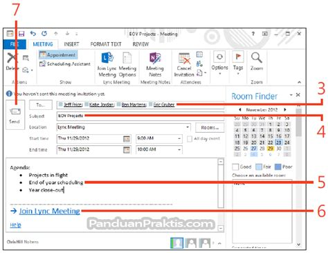 membuat undangan meeting di outlook cara membuat meeting invitation di outlook cogimbo us