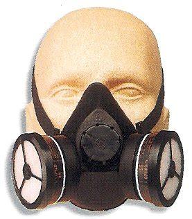 Masker Zat Kimia alat pelindung diri apd enviro24