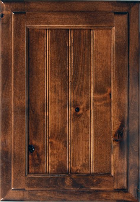 Gorgeous Alderwood Cabinets On Stained Knotty Alder Wood Alder Cabinet Doors