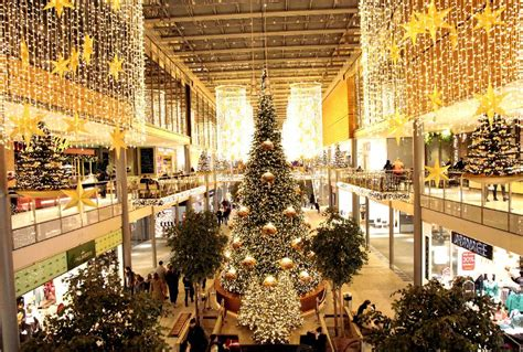 christmas decorations at mall in berlin germany china org cn