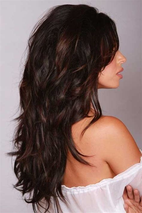 hairstyles dark 25 wavy hairstyles for long hair hairstyles haircuts
