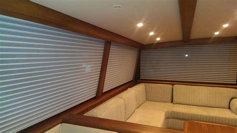 boat curtains and blinds custom window blinds for boats yacht curtains cabin shades