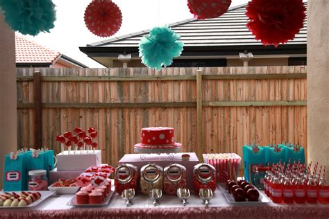 party table ideas bubble and sweet molly s 3rd birthday party dessert buffet