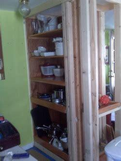 larder section kitchen pantry renovation a puggles home