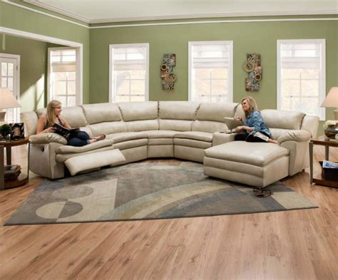 Curved Sectional Couches by 25 Contemporary Curved And Sectional Sofas