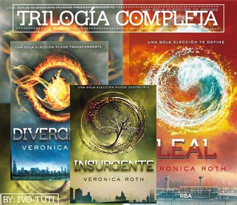 libro divergente divergent trilogy trilogia de divergente completa pdf veronica by ivo tuti on