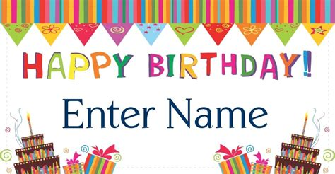 How To Make A Happy Birthday Banner Of Paper - happy birthday banners best business template