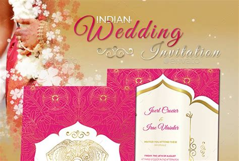 wedding invitation indian style 30 graphics items for holidays anniversaries festivals