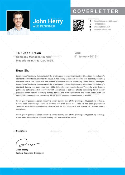 resume cv by expomedia graphicriver