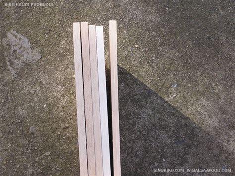 Balsa Stick 2mm Balsa Stik Kayu Balsa balsa splice plates the china balsa wood product balsa wood